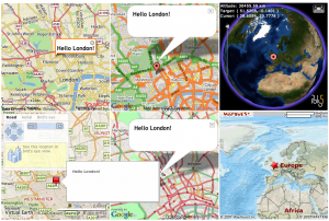 Mapstraction Providers